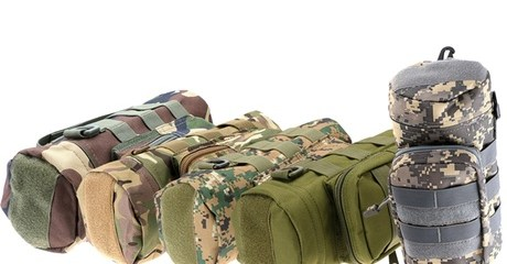 Camouflage Multipurpose Bags
