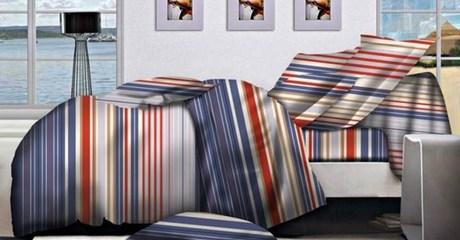 Dream Bell 3-Pc Bed Sheet Set