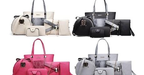 Six-Piece Bag Set