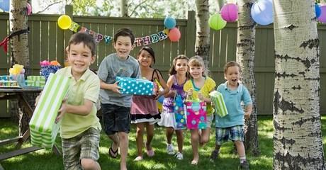 3-hour Kids Birthday Party