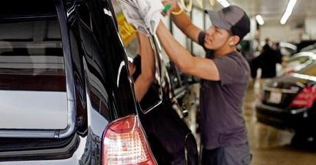 Lavaggio Car Renovation