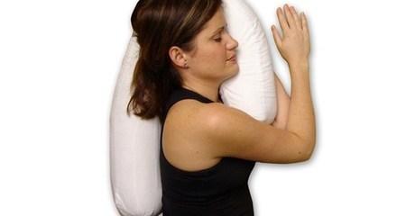 Remedy Easy Side Sleep Pillow