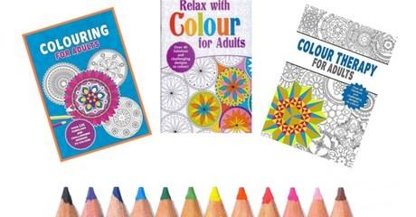 Colouring Books (Set of 3)