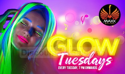 Citymax Hotels Glow Tuesday Offer