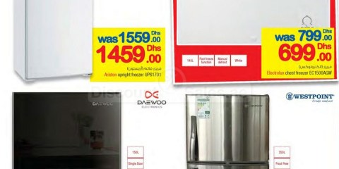 Home Appliances Discount Offers