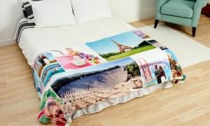 Customised Photo Blanket
