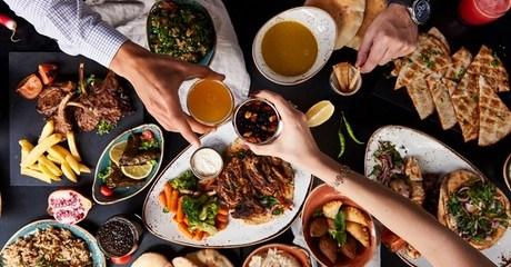 All-You-Can-Eat Iftar Buffet at Nar