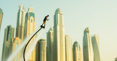 15 Minutes of Flyboarding