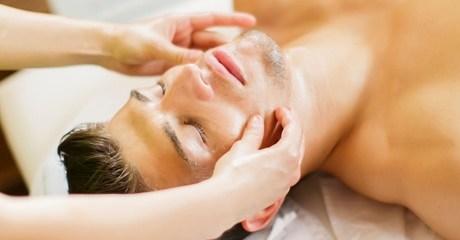 Men's Facial or Back Treatment