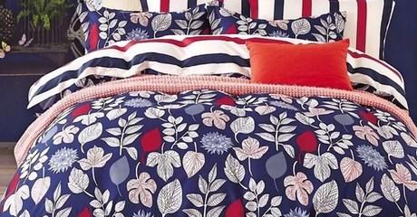6-Piece King Size Duvet Cover Set