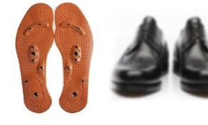 Magnetic Acupressure Foot Insoles