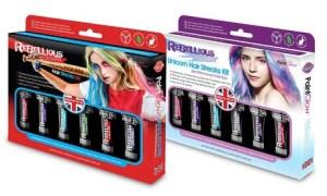 Semi-Permanent Hair Dye Kit