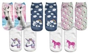 Unicorn Socks 5-Pack