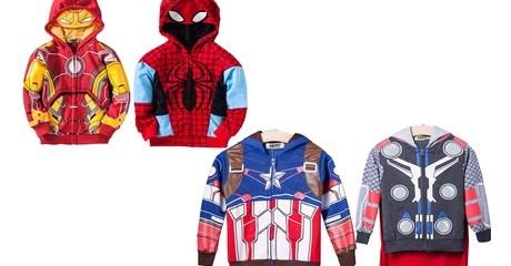 Boys' Superhero Hoodie