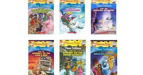 3-Pack Thea Stilton Books