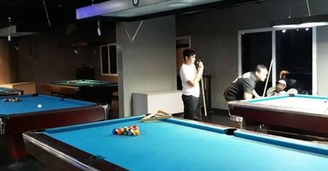 AED 40 Toward Gaming or Billiards