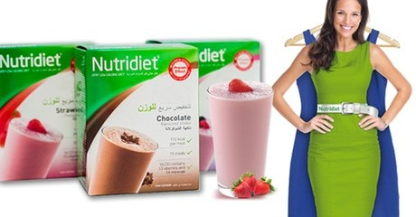 Nutridiet Program with 105 Meals