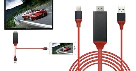 Adapter Cable for Apple Devices