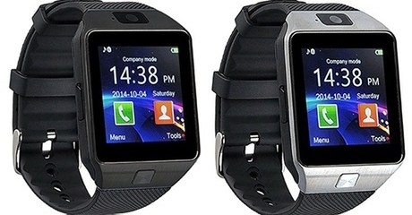 Smartwatch with Integrated Camera