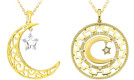18ct Gold Ramadan Necklaces