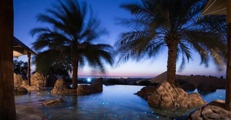 Al Ain: 1- or 2 Night 5* Ramadan Stay with Breakfast