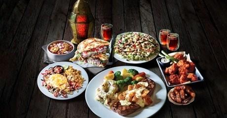 Iftar Buffet at Applebee's