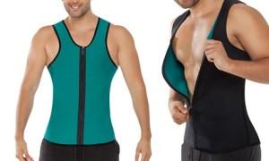 Men's Neoprene Shapewear Vest