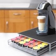 Coffee Machine Stand Pod Drawer