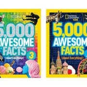 National Geographic 5000 Facts