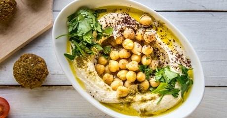 AED 100 Toward Egyptian Cuisine