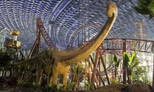 Dubai: 1-Night Stay with IMG Tickets