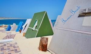 Dubai: One-Night Beach Camping