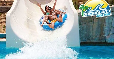 One-Day General Admission to Dreamland Aqua Park