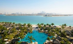 5* Pool and Beach Access: Child AED 69