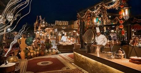 5* Iftar Buffet at Bab Al Shams