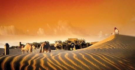 Dubai: 5* Bab Al Shams Resort Stay with Meal Options