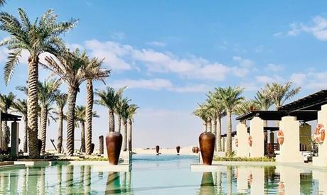 5* Pool Access at Jumeirah Al Wathba