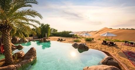 Al Ain: 5* Adventure Package with Breakfast