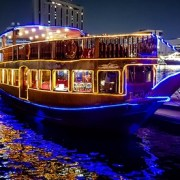 Dhow Cruise with Dinner and Live Shows