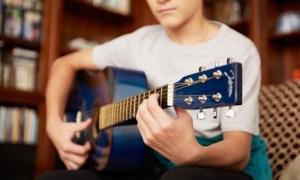 Blues Guitar Techniques Course