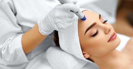 Choice of Facial Treatments