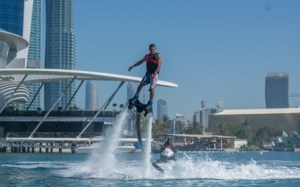 Jet Pack or Fly Board Hire