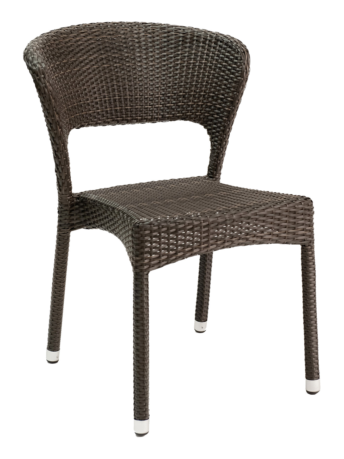 Wicker Side Chair Biscayne Bay Open Back Wicker Side Chair Sw08c Commercial