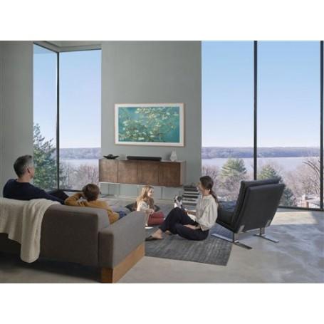 tv samsung the frame qe50ls03t qled 4k uhd smart tv 50 noir 2020