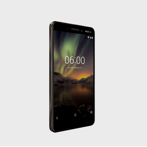 Nokia 6 2018 Price in Qatar Riyal
