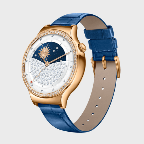 Huawei Lady Watch W1 Swarovski Zircon Price in Qatar Lulu