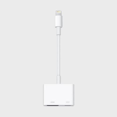 Apple Lightning To AV Adapter in Qatar