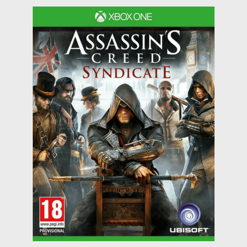 Xbox One Assassin's Creed Syndicate Price in Qatar