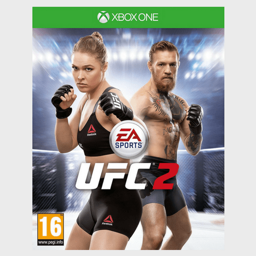 Xbox One UFC 2 price in Qatar