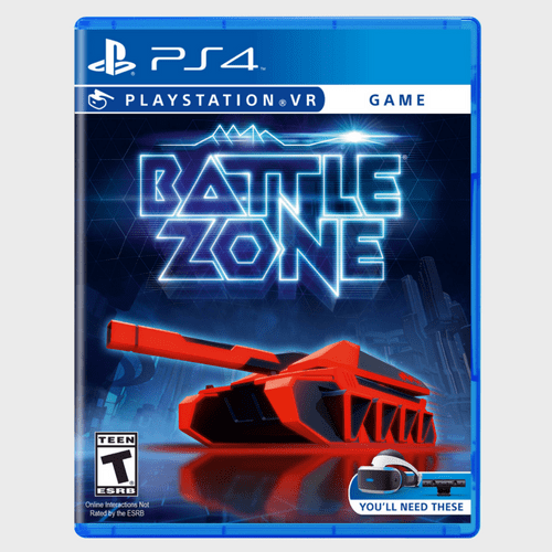 PS4 VR Battlezone Price in Qatar
